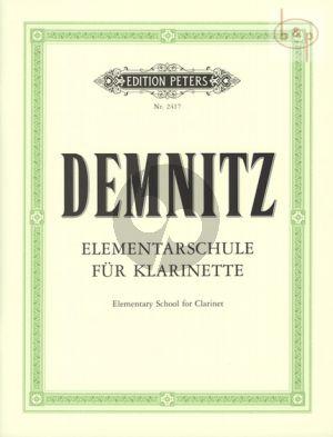 Elementar Schule Clarinet