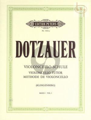 Violoncello-Schule Vol.1 (Erste und halbe Lage)