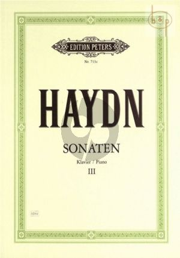 Sonaten vol.3 Klavier