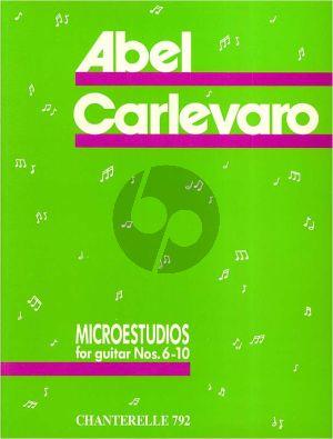 Carelvaro Microestudios No.6 - 10