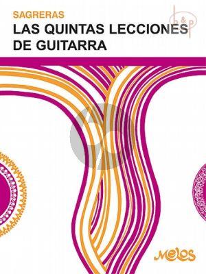 Las Quintas Lecciones de Guitarra