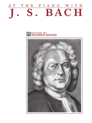 bach At the Piano with Bach (Maurice Hinson)