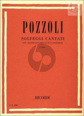 Solfeggi Cantati Vol.1
