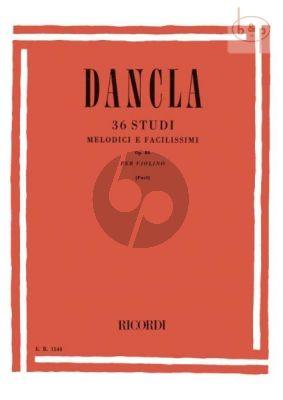 36 Studies Op.84 for Violin