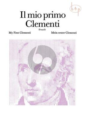 Il Mio Primo Clementi - My First Clementi (Ettore Pozzoli)