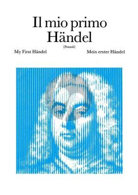 Il Mio Primo Handel - My First Handel for Piano (Ettore Pozzoli)