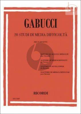 20 Studies for Clarinet