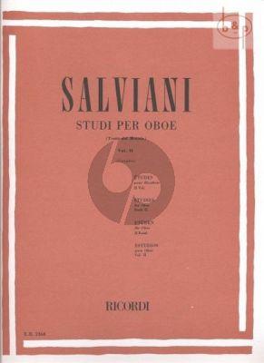 Studies Vol. 2 Oboe