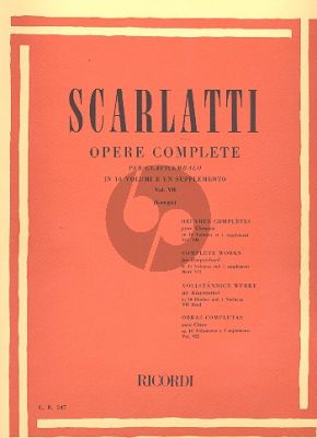 Complete Sonatas Vol. 7 No.301 - 350