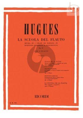 La Scuola del Flauto Op.51 Vol.1