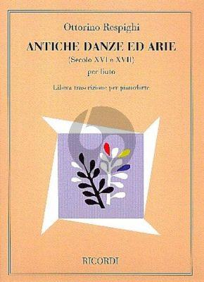 Antiche Danze ed Arie per Liuto Piano solo