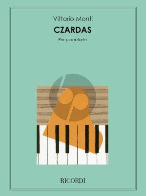 Monti Czardas Piano solo (transcr. by Giuseppe Ramella)