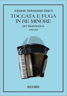 Bach Toccata e Fuga d-minor BWV 565 (Anzaghi)