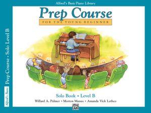 Alfred Prep Course Solo Book Level B