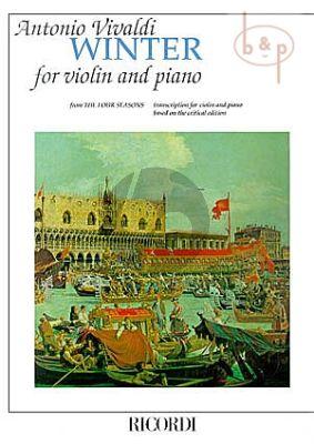 Concerto Op.8 No.4 RV 297 f-minor