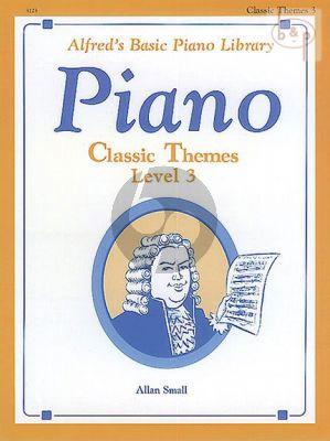 Classic Themes Level 3 Piano Solo