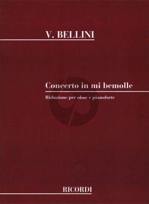Bellini Concerto E-flat major Oboe-Piano (Gargiulo)