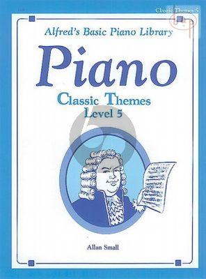 Classic Themes Level 5 Piano