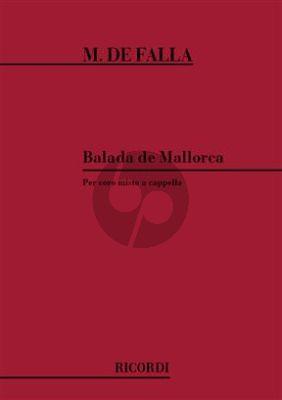 de Falla  Balada de Mallorca Coro Misto a Cappella