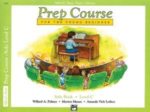 Alfred Prep Course Solo Book Level C
