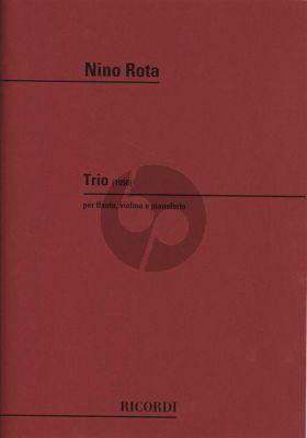 Rota Trio (1958) Flute-Violin-Piano (Score/Parts)