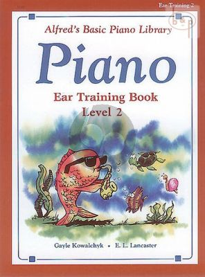 Ear Training Book Level 2