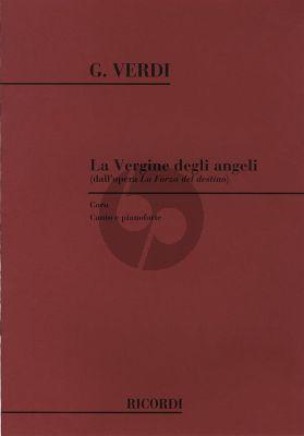 La Vergine Degli Angeli BBSsoli-TTBB-Piano