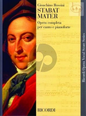 Stabat Mater (4 Soli-Choir-Orch.)