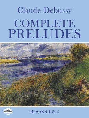 Preludes Complete