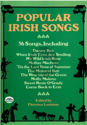 Popular Irish Songs (Piano/Vocal)