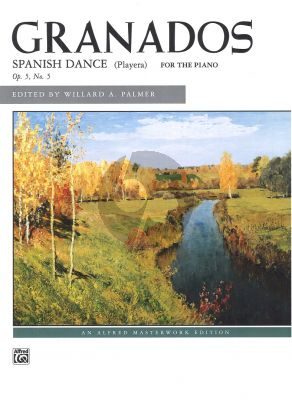 Granados Spanish Dance Op.5 / 5