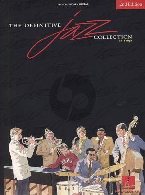 Definitive Jazz Collection Piano-Vocal-Guitar