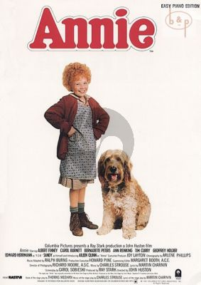 Annie (Film) Easy Piano