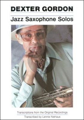 Gordon Dexter - Jazz Solos for Saxophone (transcr. by Lennie Niehaus)