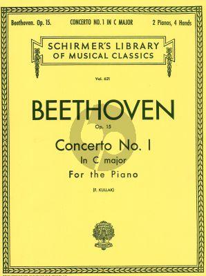 Beethoven Concerto no.1 op.15 2 pianos