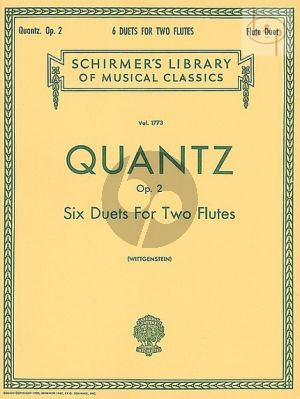 6 Duets Op.2 (2 Flutes)