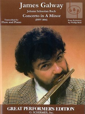 Concerto a-minor BWV 1056