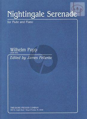 Nightingale Serenade Op. 447 Flute and Piano
