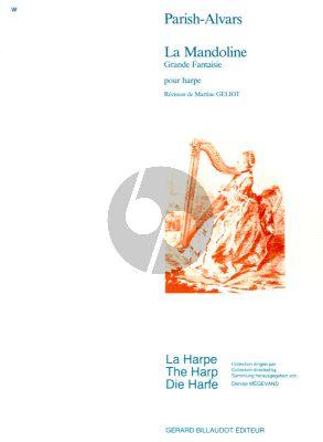 Parish-Alvars La Mandoline Harp (Martine Geliot)