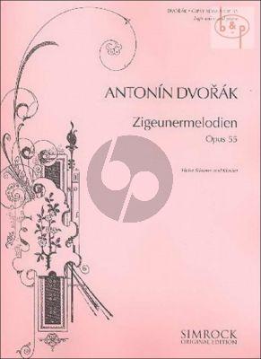 Zigeunermelodien Op.55 (High)