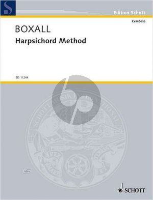 Boxall Harpsichord Method (Based on 16th to 18th-century sources)