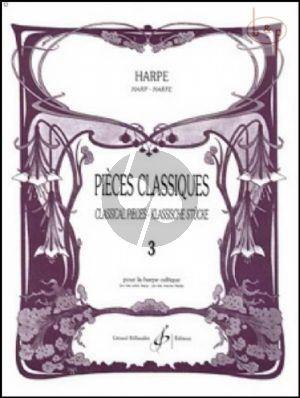 Pieces Classiques vol.3
