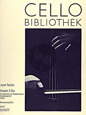Concerto E-major Violoncello-String Orchestra
