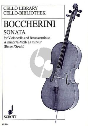 Sonate a-moll