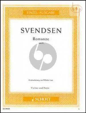 Romance Op.26 Violine-Klavier