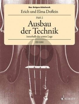 Geigen-Schulwerk Vol.2