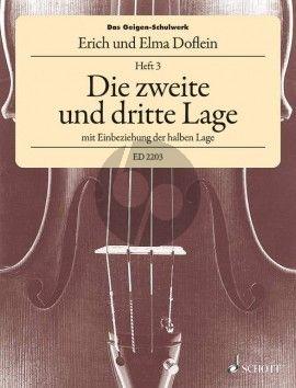 Geigen-Schulwerk Vol.3