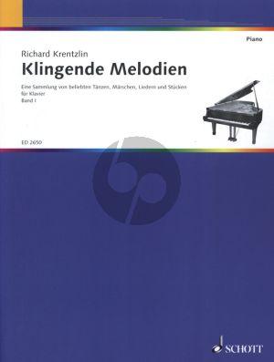 Klingende Melodien Vol.1 Klavier