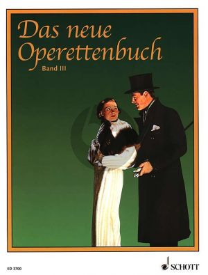 Album Neue Operetten Buch vol.3 (Operettenmelodien in ungekurzten Originalausgaben)