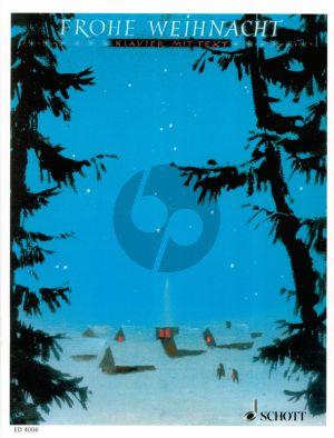 Frohe Weihnacht für Klavier (Wilhem Lutz)